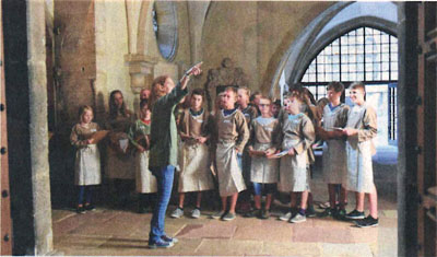 Freie Schule Jan Hus - Naumburger Dom Matherallye