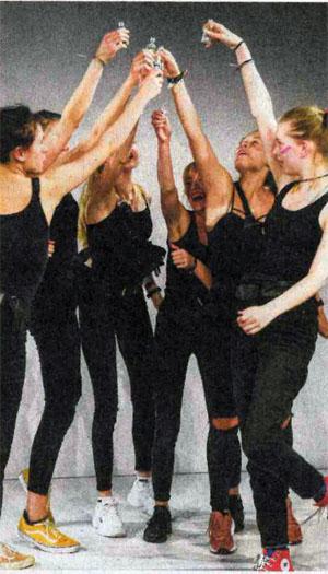 Schultheatertage Produktion Jan Hus