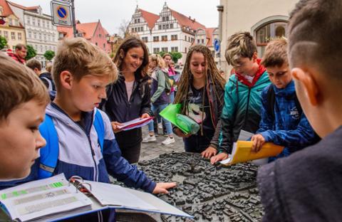 Naumburg - Freie Schule Jan HUS -Schulspiel