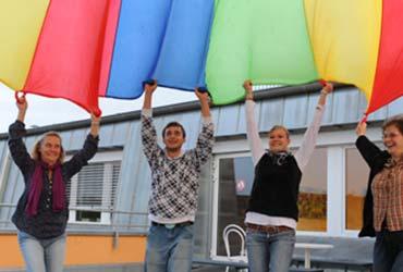Ausbildung im Bereich Heilerziehungspflege an der MBA Medizinischen Berufs-Akademie Naumburg