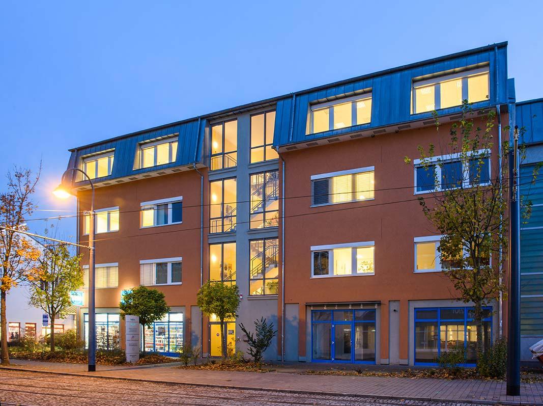 Standort Naumburg MBA Medizinische Bildungsakademie Bahnhofstraße
