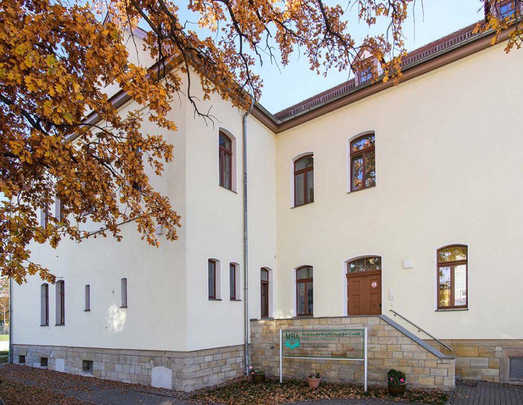 Standort Zeitz MBA Medizinische Bildungsakademie