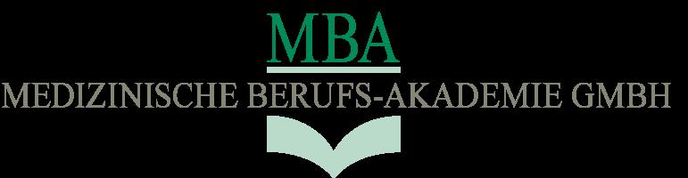 Logo MBA Medizinische Berufs-Akademie GmbH